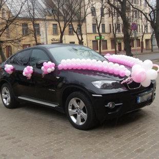 """Premium"" balonu komplekts meitiņai. 57.00 euro."